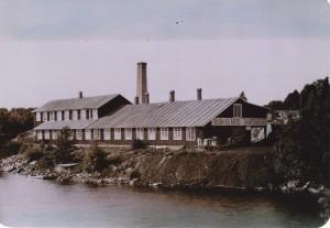 Garveribyggningen 1907